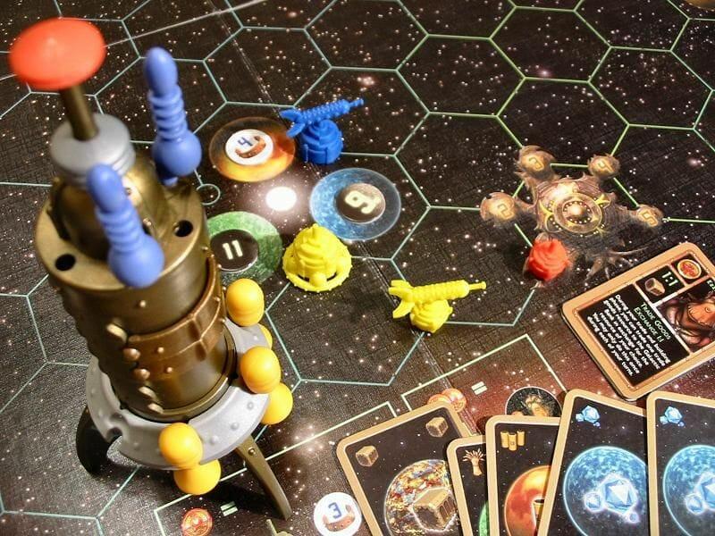 the Starfarers of Catan image jeu