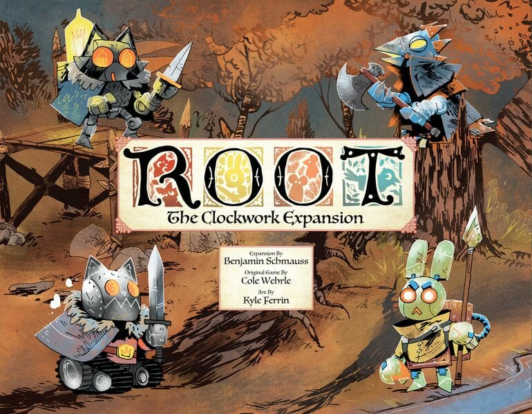 Root The Clockwork Expansion