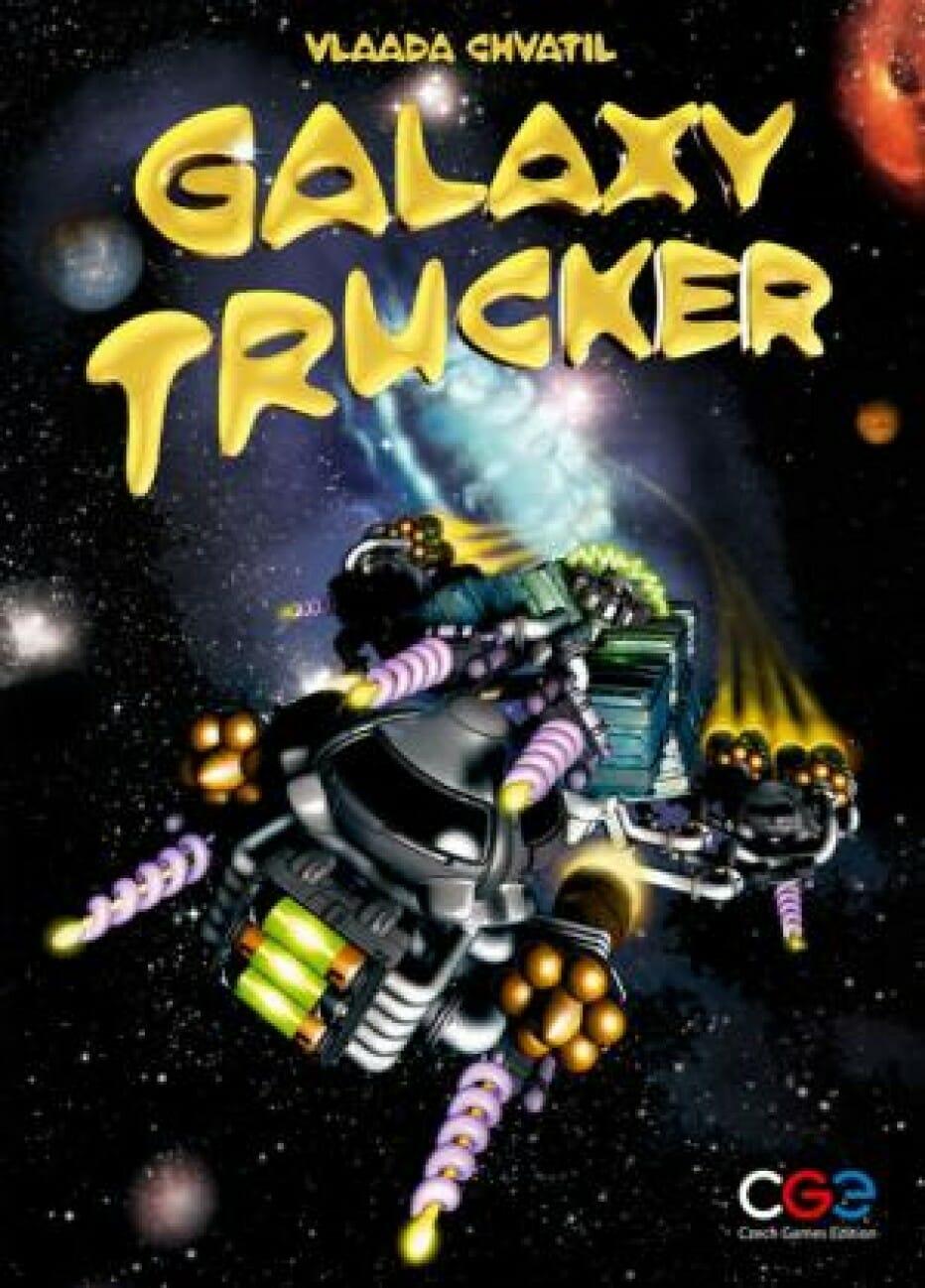 Galaxy Trucker : nos tous derniers modèles en expo