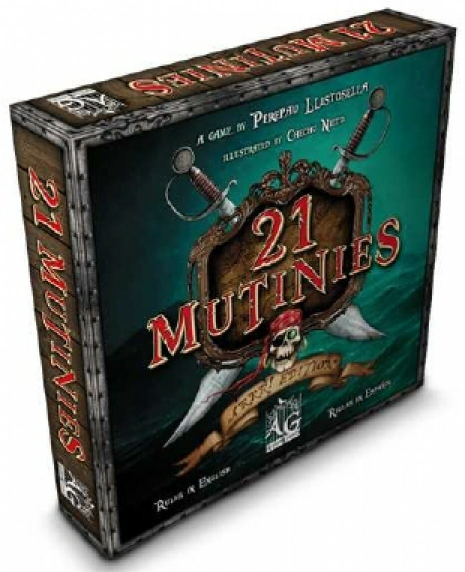 21 Motines – Arrr ! Edition in french for you