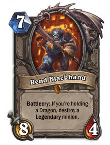 Rend-blackhand-Hearthstone