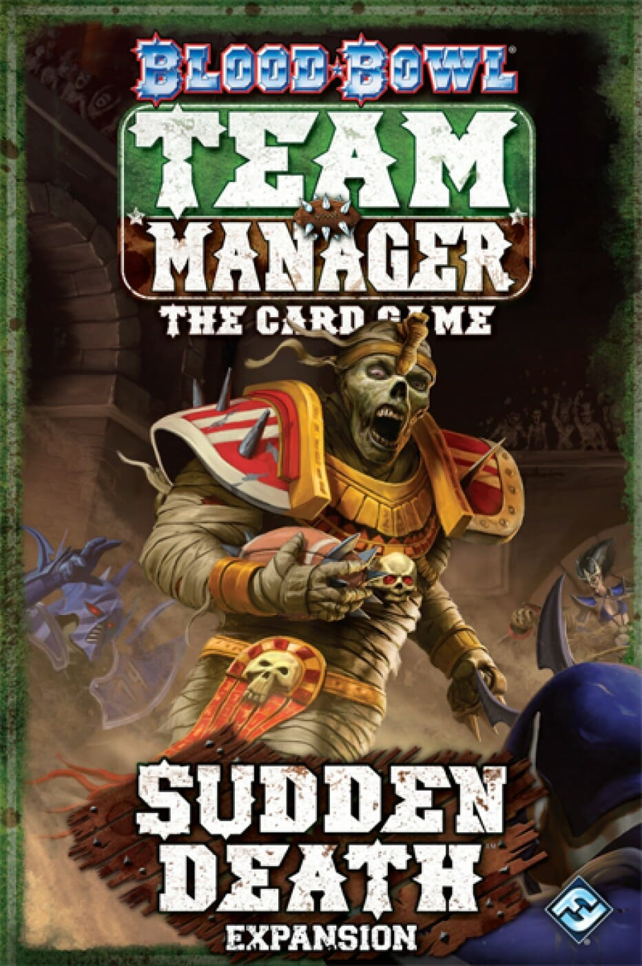 Blood Bowl : Team Manager – l'extension Sudden Death is coming !