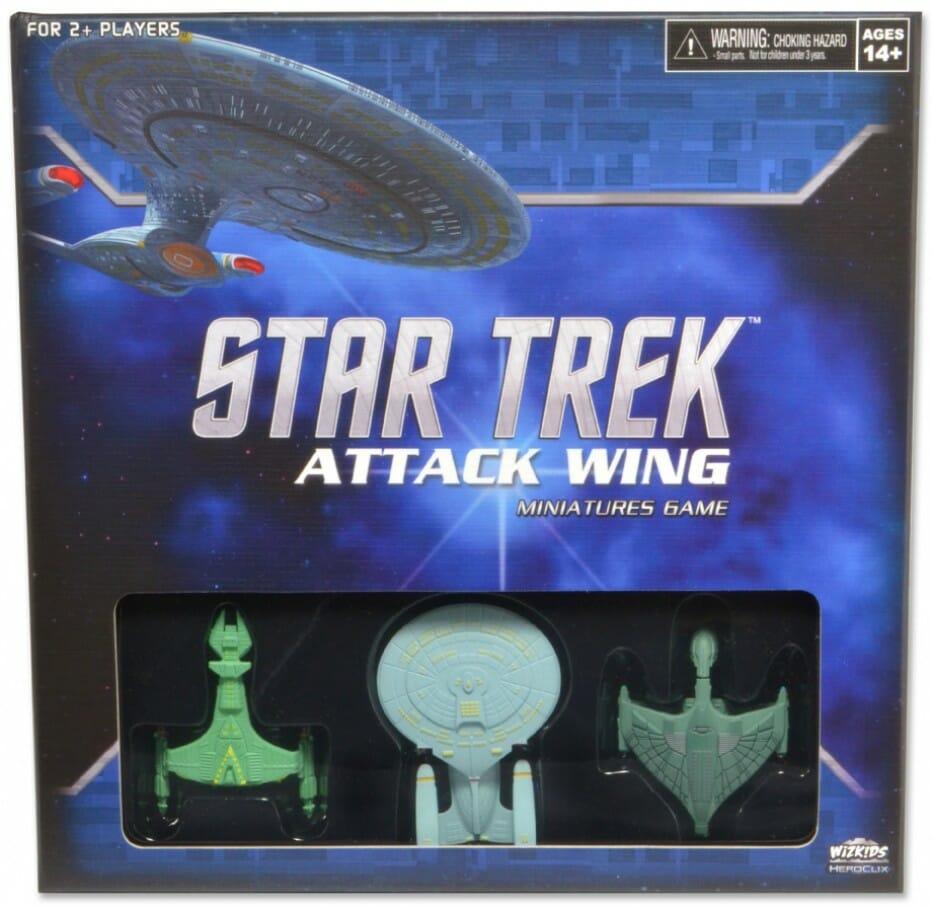 Exclu : Star Trek : Attack Wing pour la Gen Con 2013