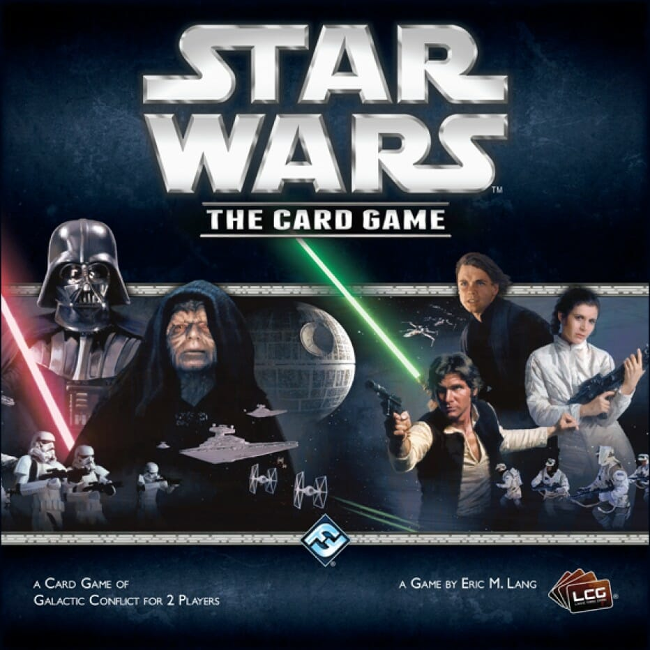 Star Wars : le JCE de la galaxie