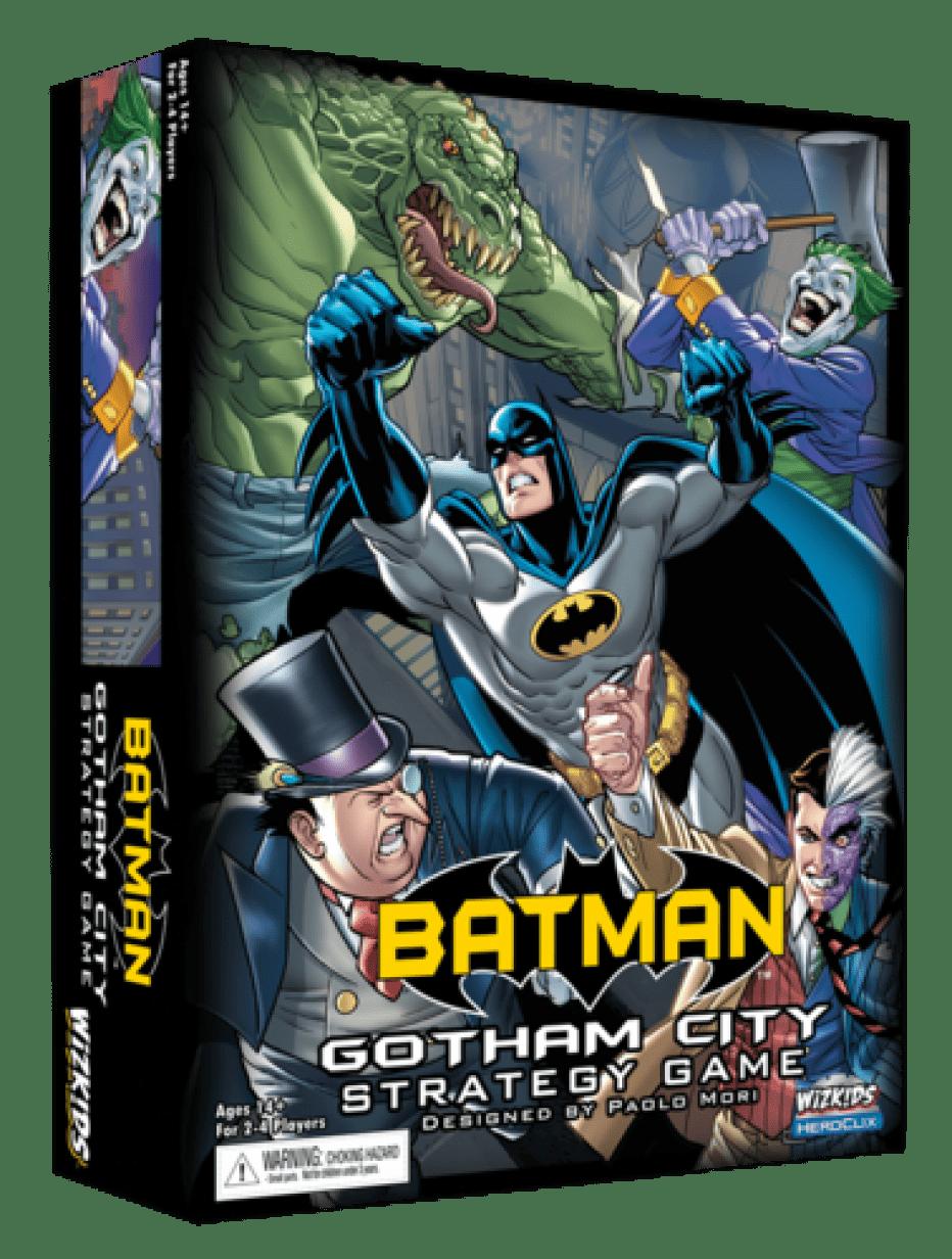 Batman: incarnez bientôt les gros vilains de Gotham !