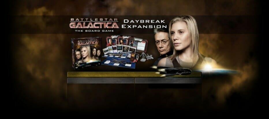 Du neuf côté Battlestar Galactica !