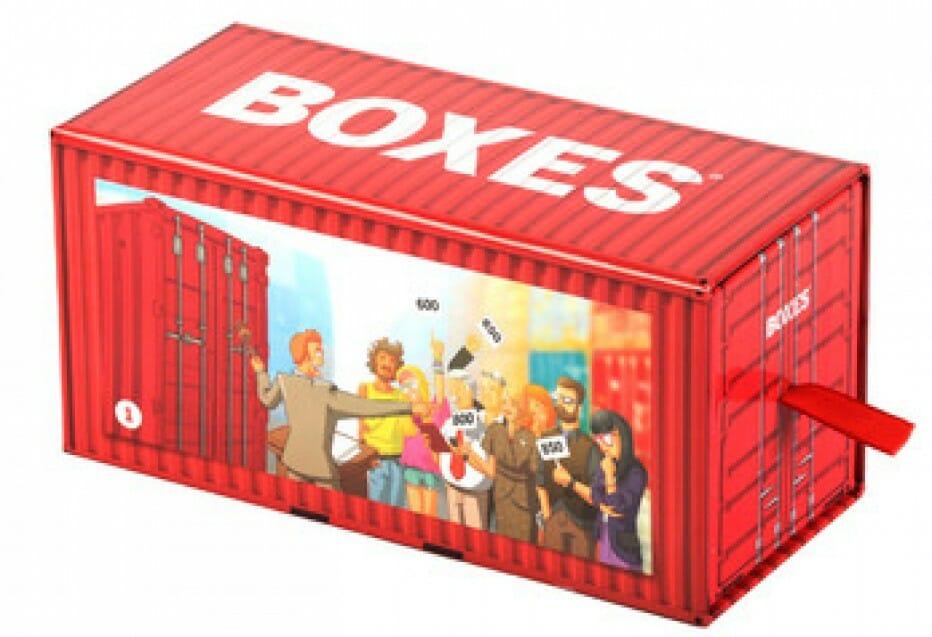 Adjugé ! Boxes