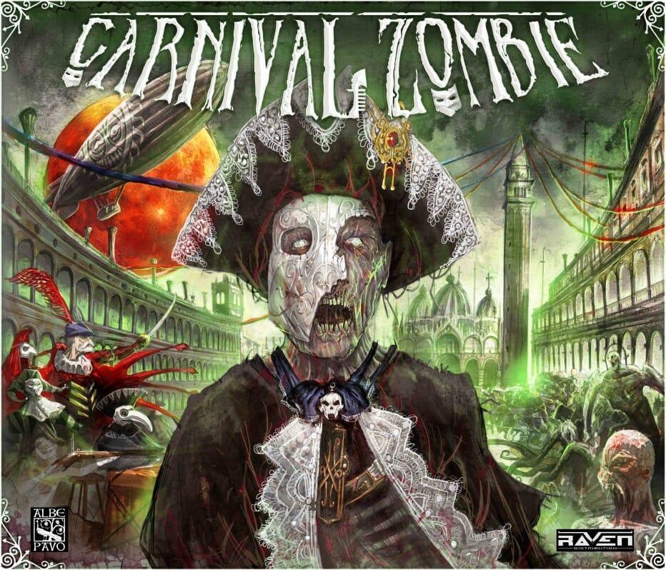 «Carnival Zombie» : Polichinelle va flipper grave