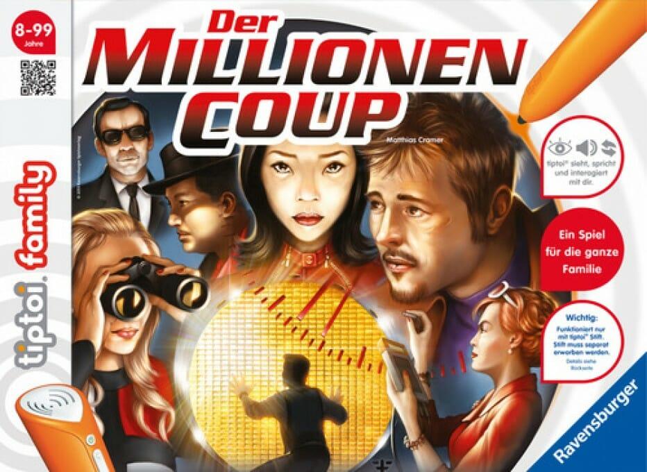 Der Millionen Coup du siècle