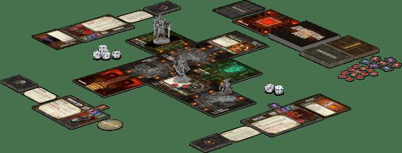 dungeon-run-game-board