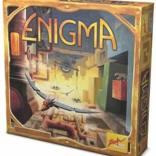 Enigma, du papa d'Eclipse