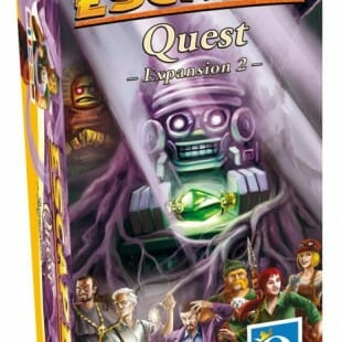 Escape : Quest – l'extension number two