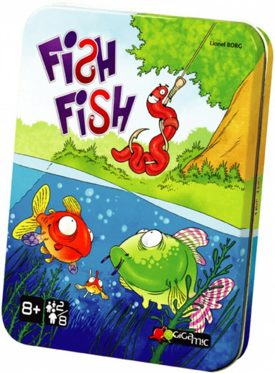 C'est le jour du poisson !