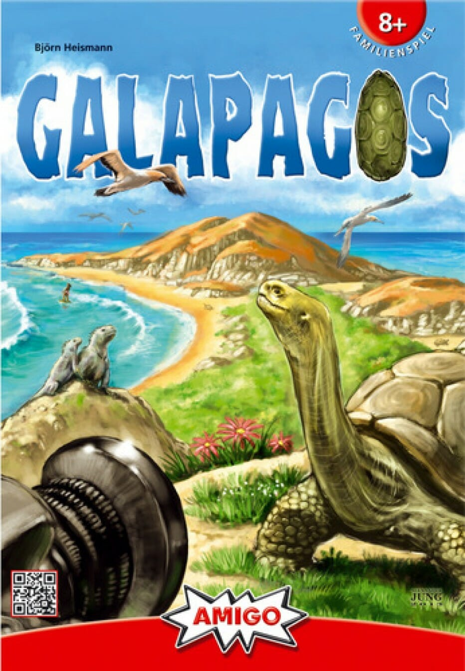 Galapagos de Björn Heismann