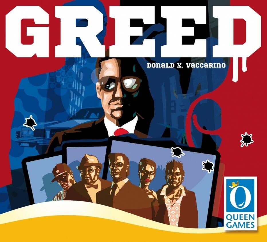 Greed de Donald X. Vaccarino