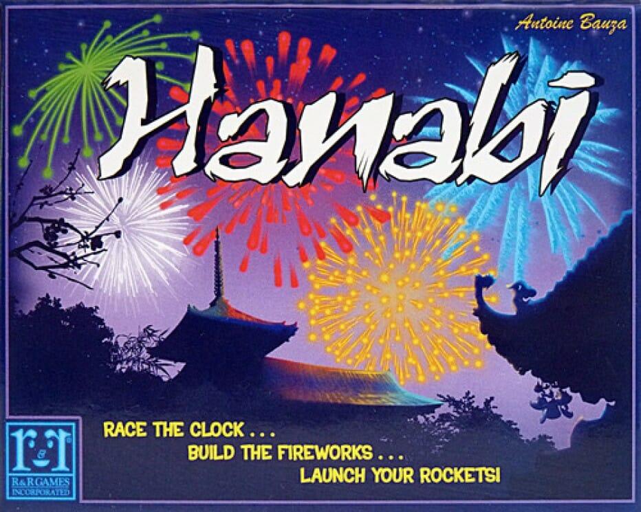 Hanabi extra large avec des filtres