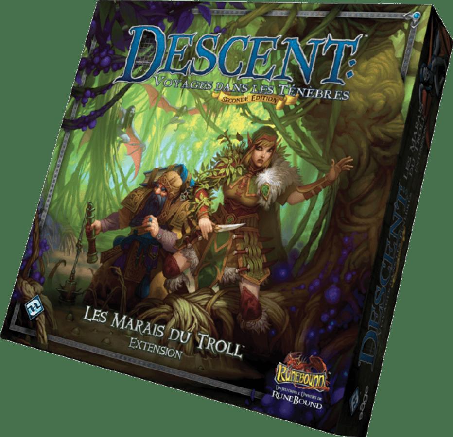 Descent V2 : les Marais du Troll dans les tuyaux