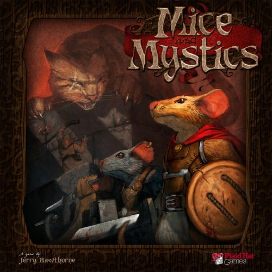 Mice and Mystics annoncé chez Filo