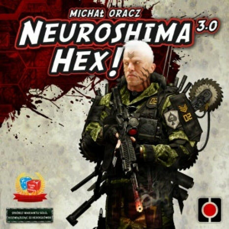Neuroshima Hex 3.0 et Mephisto, les machines sont de retour