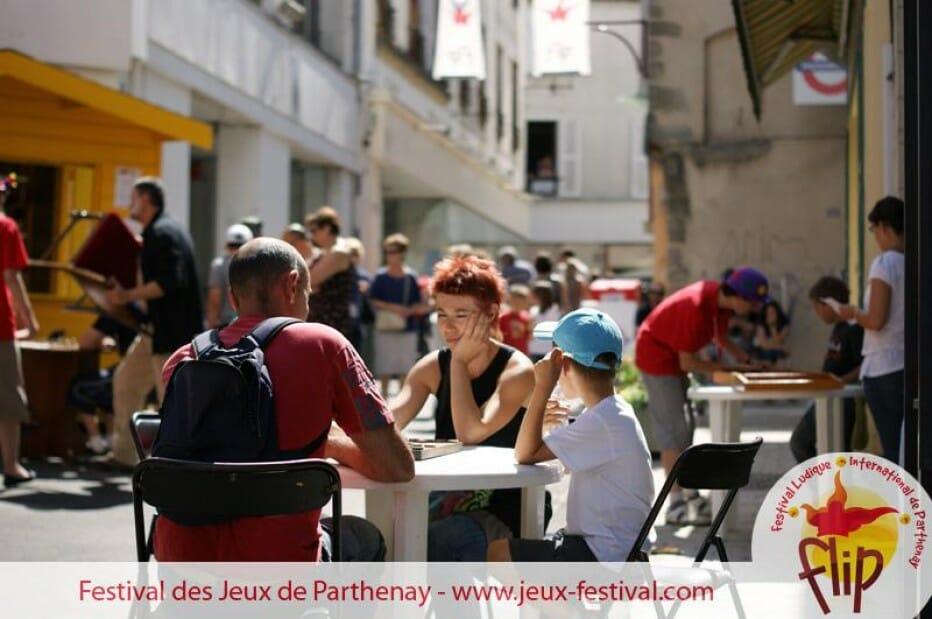 Parthenay prépare son 28e festival ludique International ! A ne pas rater !