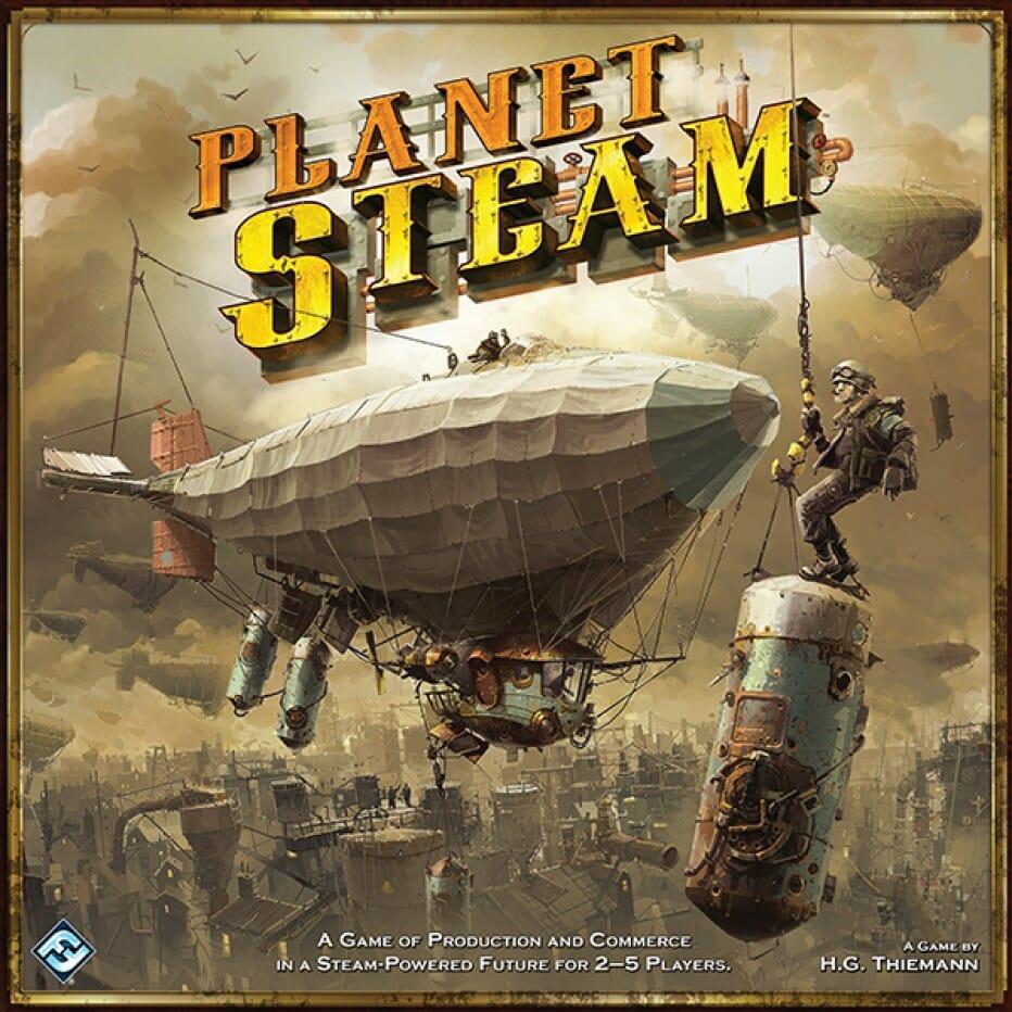 Planet Steam, les dirigeables ont le vent en poupe !