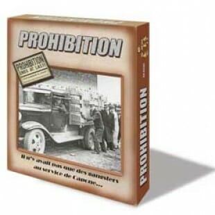 «Prohibition» fait du bruit