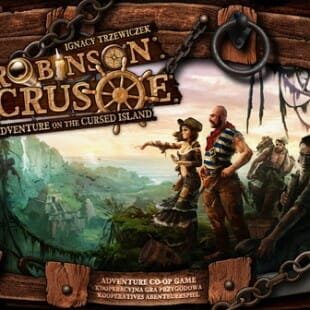 Robinson Crusoe, into the wild