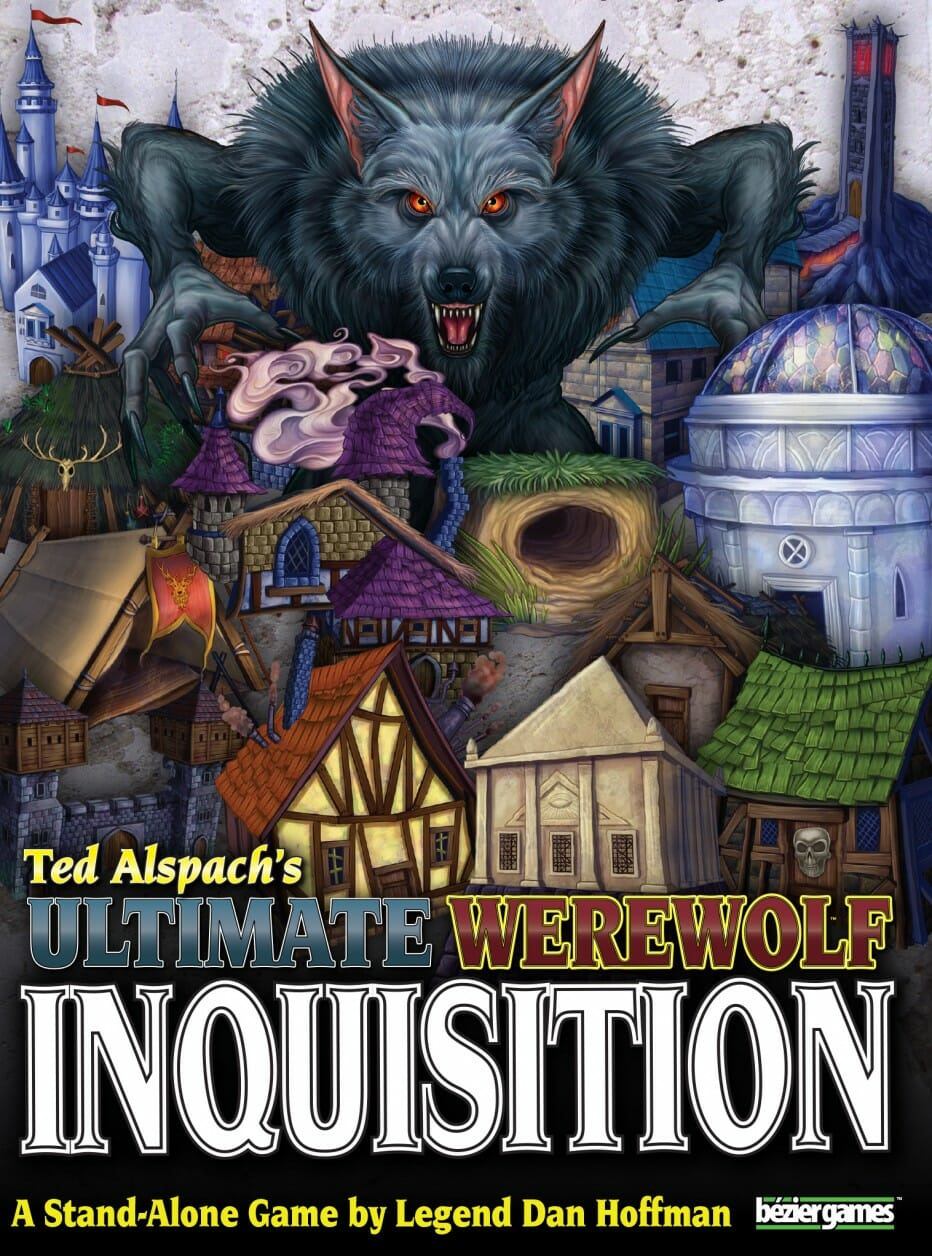 Ultimate Werewolf : Inquisition, l'extension