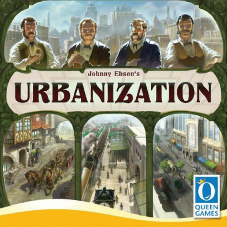 Urbanization c'est constructif