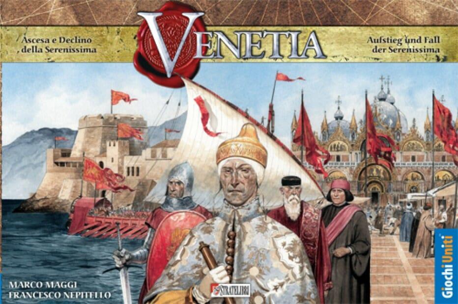 Venetia ha Venetia…