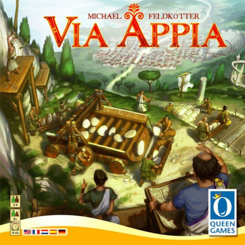 Via Appia, soyez sur la bonne voie !