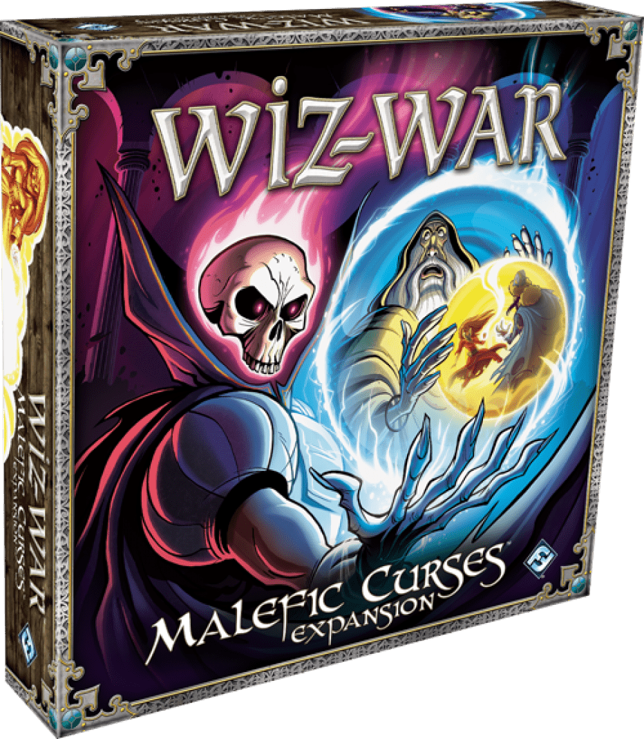 Wiz-War : l'extension maléfique !