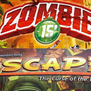 Pourquoi Zombie 15' enterre Escape