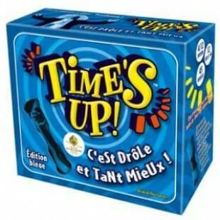 Time's Up ! édition bleue