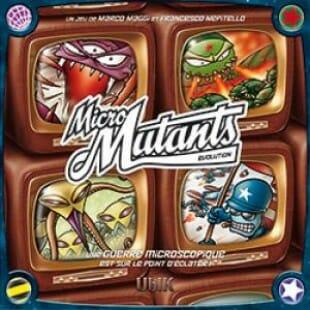 Micro-Mutants évolution