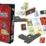 Cash and Guns-Materiel-Jeu de societe-ludovox