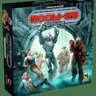 Room 25 : Saison 2