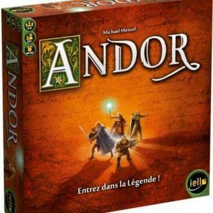 Le test de Andor