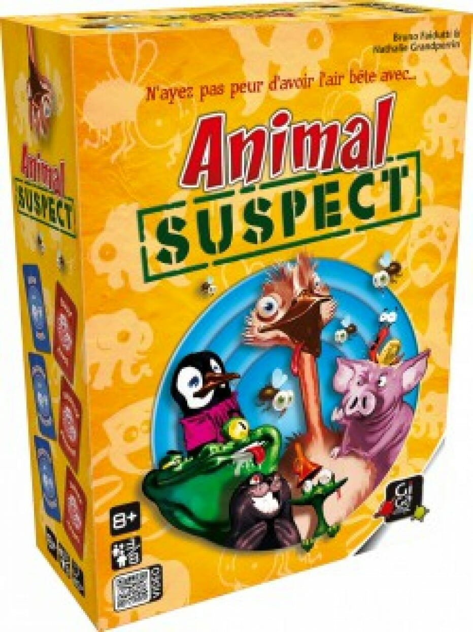 Animal suspect vient dîner ce soir