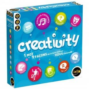 Le test de creativity