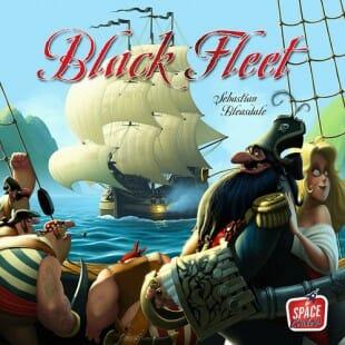 Black fleet : pirates en approooche !