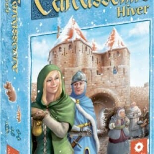 Carcassonne – hiver