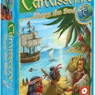 Carcassonne – mers du sud