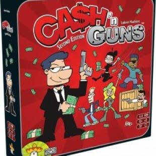 Cash'n Guns second édition