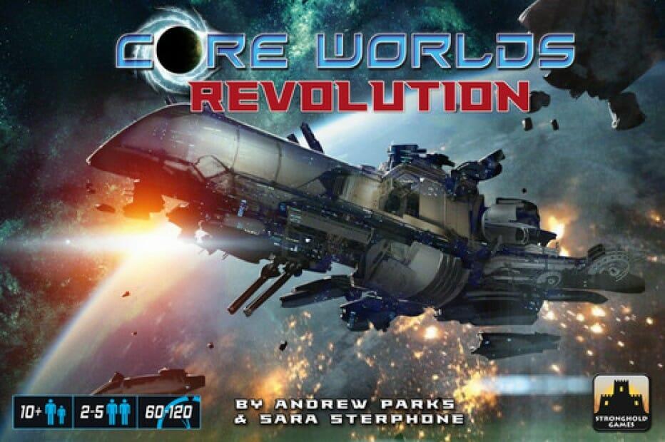 Core Worlds, ceci est une Revolution