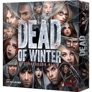 Le test de Dead of Winter: A Crossroads Game