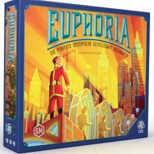 Le test de Euphoria : Build a better Dystopia
