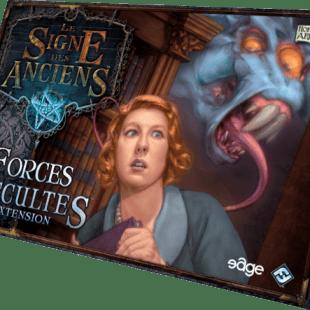Le signe des anciens : Forces Occultes