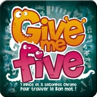Le test de Give me five