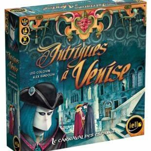 Intrigues à Venise